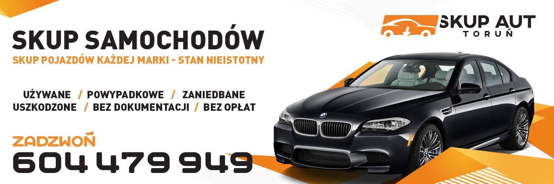skup samochodów Brodnica